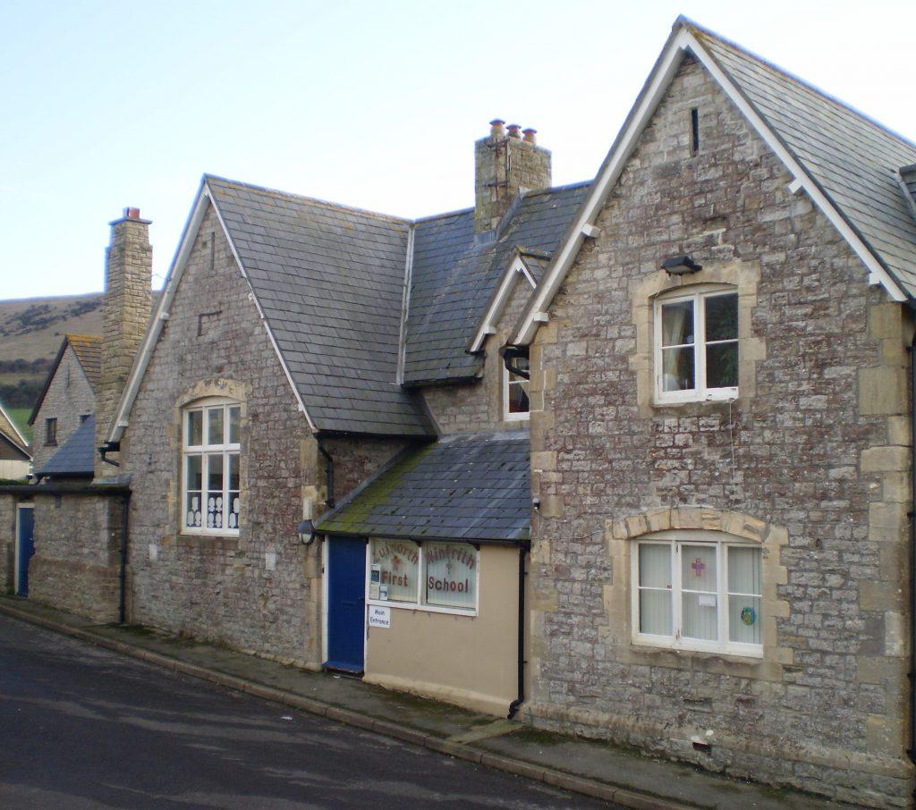 Former National School West Lulworth